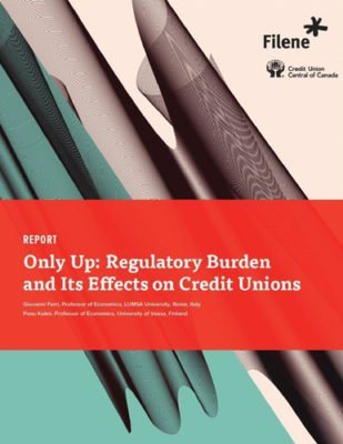 eBook: Only Up: Regulatory Burden and Its Effects on Credit Unions