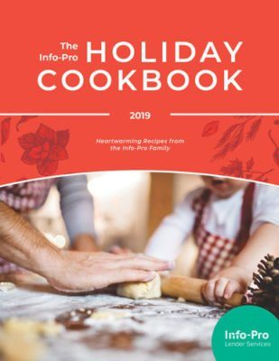 eBook: The Info-Pro 2019 Holiday Cookbook